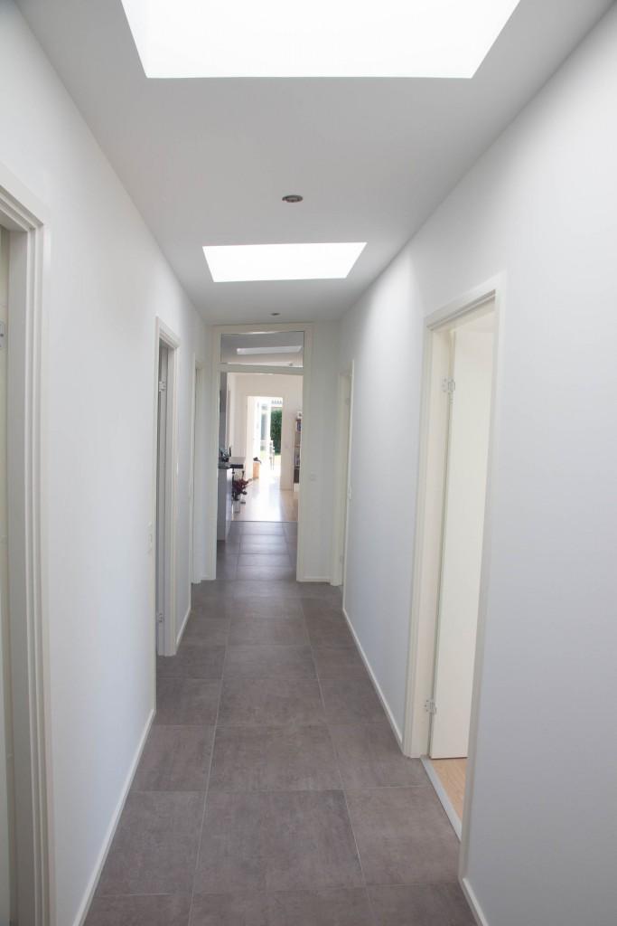Et kig ned igennem gangen